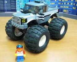 xxl super beast monster truck lego creation death metal