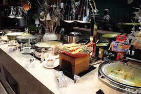 buffet de cuisine moderne grand buffet de cuisine great gourmet buffet in eichenheim with