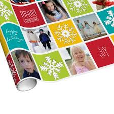 custom christmas wrapping paper 41 best wrapping paper images on paper wrapping