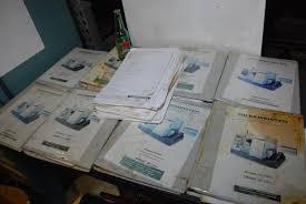 big lot of 8 gildemeister sprint 32 cnc linear manual inv u003d23047