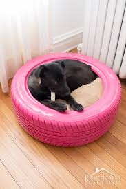 How To Make Swing Bed by 26 Creative And Cool Ways To Reuse Old Tires Dog Beds Tired And