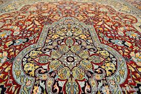 Silk Oriental Rugs Red Kashan Oriental Carpet Silk On Silk Rug Burgundy Maroon