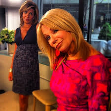 what does hoda kotb use on her hair 20 best i am a fan of hoda kotb love her style inspiration