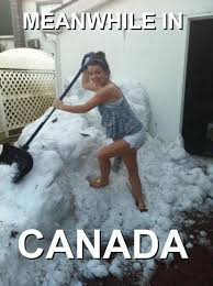 Canada Snow Meme - meanwhile in canada funny gallery ebaum s world