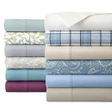jcp home 300tc easy balance solid sheet set