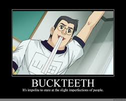 Buck Teeth Meme - buckteeth anime meme com