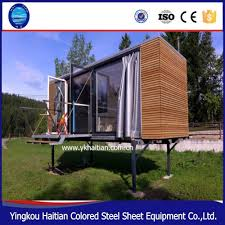 economical two storey wooden homes 20ft 40ft container rooms for