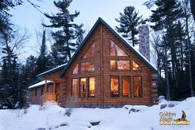 Wisconsin Log Homes Floor Plans by Golden Eagle Log Homes Log Home Cabin Pictures Photos