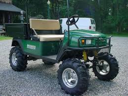 gas golf carts have the advantage of not running out of battery