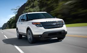 cars ford explorer 2013 ford explorer sport first drive u2013 review u2013 car and driver