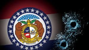 Misouri Flag Two Suicides Rock Missouri Politics
