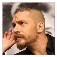 mens short choppy hairstyles along with tom hardy hair buzz cut