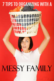 Raised In A Barn 7 Tips To Organizing With A Messy Family Sarah Titus