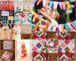 geometric wedding inspiration details 2013 trend