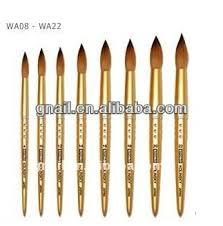 kolinsky brush short professional premium kolinsky acrylic nail