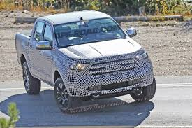 Ford Ranger Truck Names - 2019 ford ranger fx4 spied inside and out off road com blog
