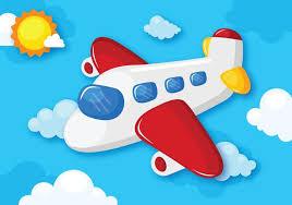imagenes animadas de aviones avión de dibujos animados volador descargue gráficos y vectores gratis