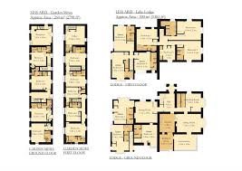 victorian manor floor plans liss ard estate skibbereen county cork a luxury home for sale