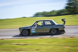 datsun race car this datsun 510 with a 2 4l turbo ecotec engine cars