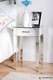 Mirrored Accent Table Furniture Elegant Mirrored Accent Table For Home Furniture Ideas