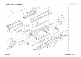 ricoh aficio 3035 3045 b264 b265 parts catalog