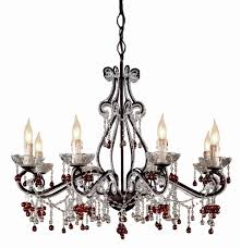 Colored Chandelier Buy 8 Lights Chandelier W Colored Murano