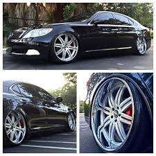 bagged ls460 ls 460 600 wheel u0026 tire information details thread page 7
