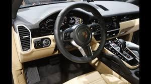 porsche suv 2015 interior most expensive 2019 porsche cayenne turbo costs 166 310