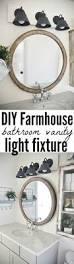 160 farmhouse bathroom lights and vanity lights farmhouse
