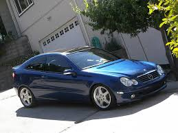 2004 mercedes c230 coupe striping c230 sport coupe nascar style