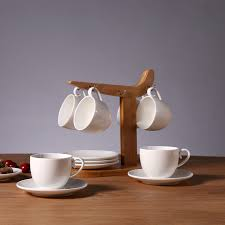 modern minimalist afternoon tea tea cups set creative ceramic bone