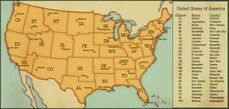 map of usa states denver indianapolis location on the us map us states and capitals map