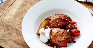cuisiner haut de cuisse de poulet exceldor