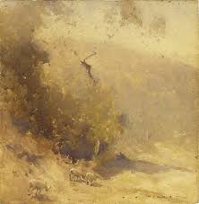 smoke haze 1915 by j j hilder the collection art gallery nsw