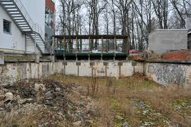 forgotten ruins tartu swimming pool on behance