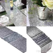 Sequin Table Runner Wholesale 20yc2 Creative Sequins Tables Runner Hotel Paillette Tablecloth