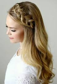 braid headband two strand braided headband bad hair hair style and makeup