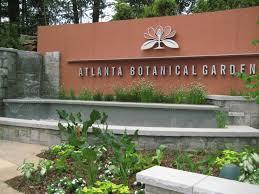 Atlanta Botanical Gardens by Atlanta Botanical Gardens Visitor Center Roman Fountains
