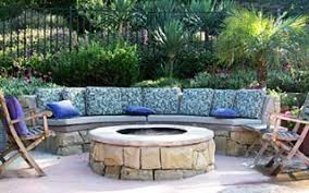 Outdoor Furniture Augusta Ga by Custom Fire Pit