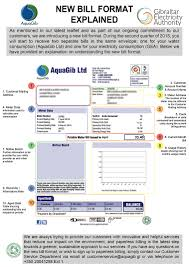 your bill explained u2014 aquagib