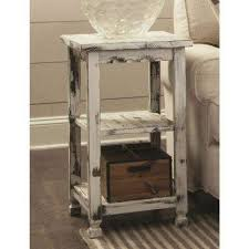 Living Room End Table Decor Living Room Amazing White End Table Antique Decor Brilliant Ideas