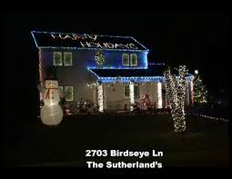 holiday house decorating contest bowie md official website