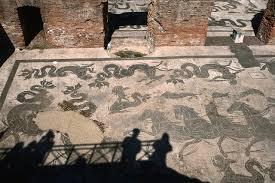 Ancient Origins Of Halloween A History Of Flooring Ancient Floor Coverings