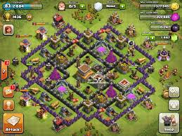 coc layout builder th8 screenshot base designs th8 page 220