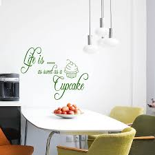 kitchen cool wall decoration ideas with decals design amazon wall decals peel and stick murals kitchen