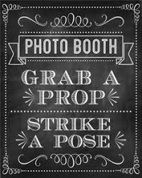 best 25 photo booth signs ideas on photo booth props