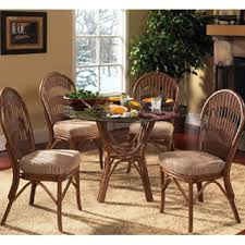 Rattan And Wicker Dining Room Furniture Sets Dining Tables And - Dining table with rattan chairs