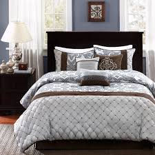 Madison Park Duvet Sets Bedroom Madison Park Houston 7 Piece Comforter Set Madison Park
