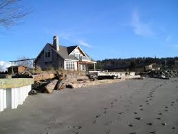 whidbey island beach front vacation homeaway clinton