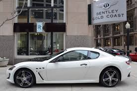 maserati turismo gold 2014 maserati granturismo mc mc stock m316 for sale near chicago